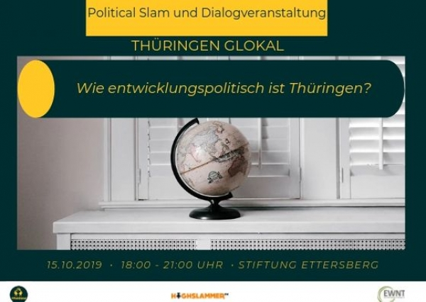 Save The Date_Thüringen Glokal_15.10.2019