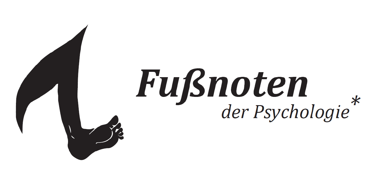 © Fußnoten der Psychologie / FSU Jena